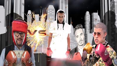 Aleks Syntek VS El Genero Urbano Bad Bunny, J Balvin Y Arcangel